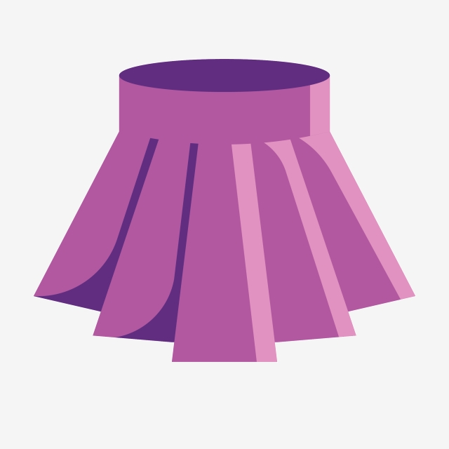 Purple Skirt Summer Clothing, Skirt, Purple, Summer PNG.