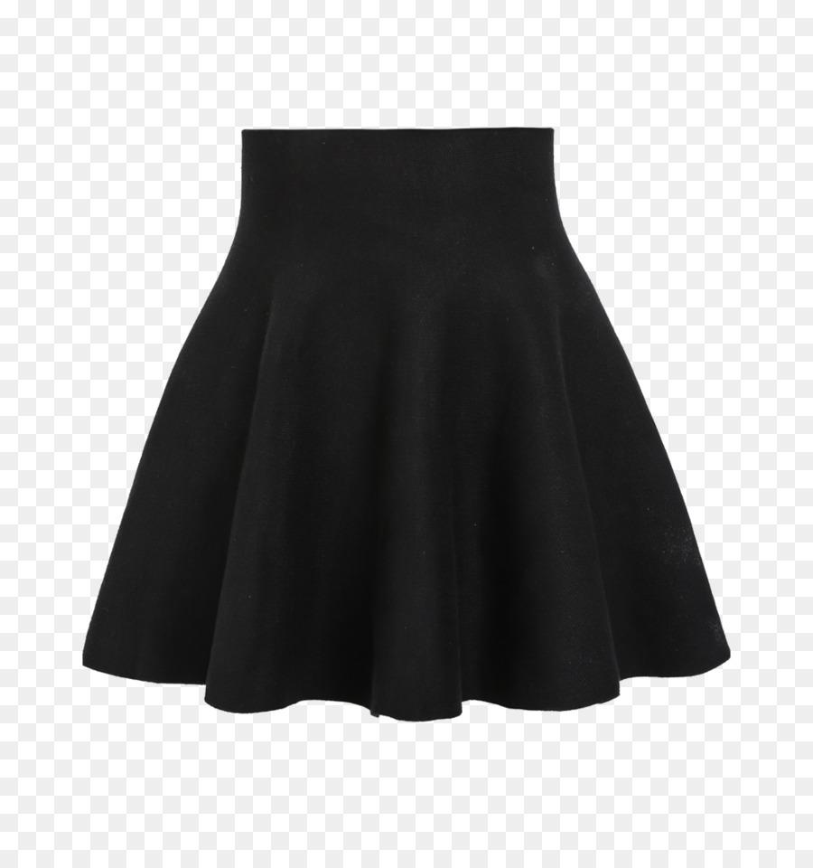 Download Free png Little black dress Waist Skirt Skirt png.