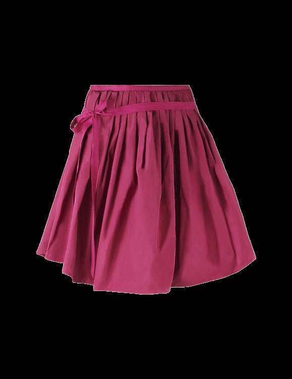 Skirt Pink Ribbon transparent PNG.
