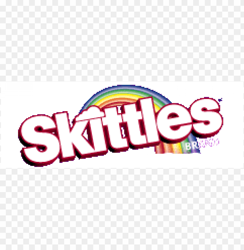 skittles logo PNG image with transparent background.