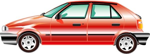 Skoda Car clip art Free vector in Open office drawing svg ( .svg.