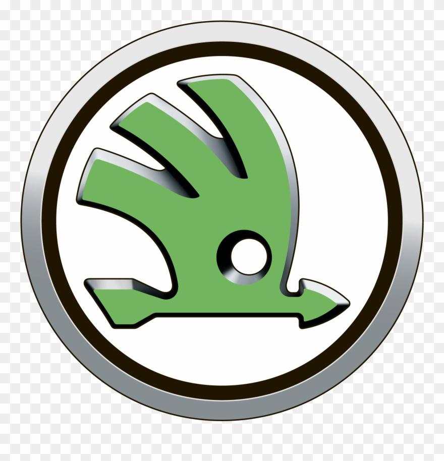 Skoda Logo Zeichen Auto Geschichte Car Show Clip Art.