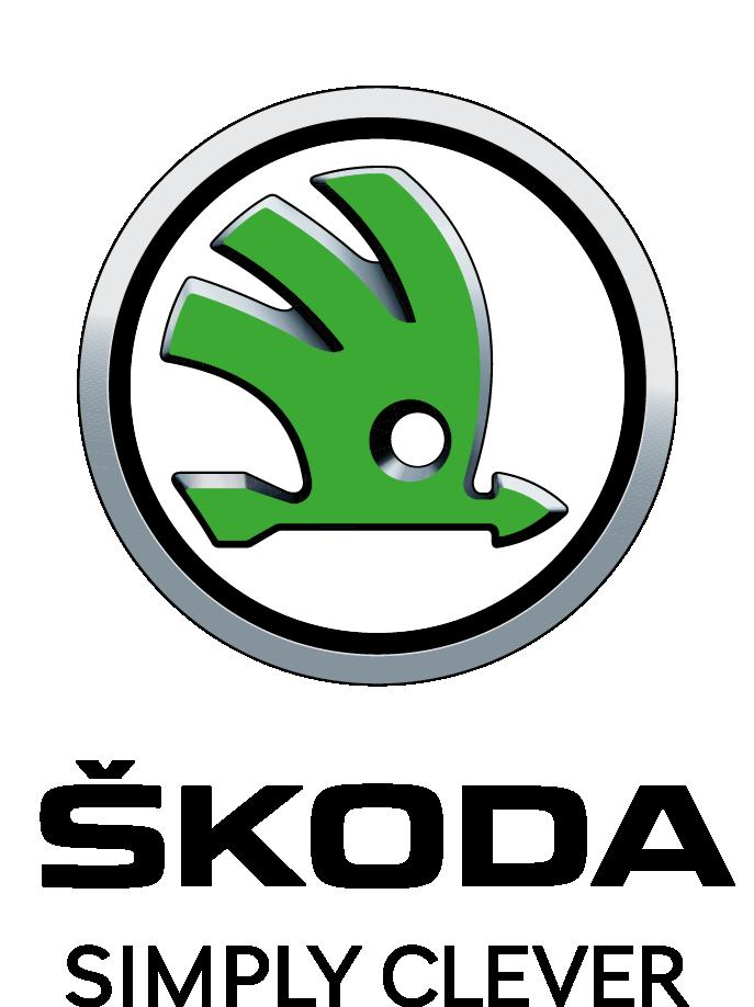 Skoda Logo PNG Transparent Image.