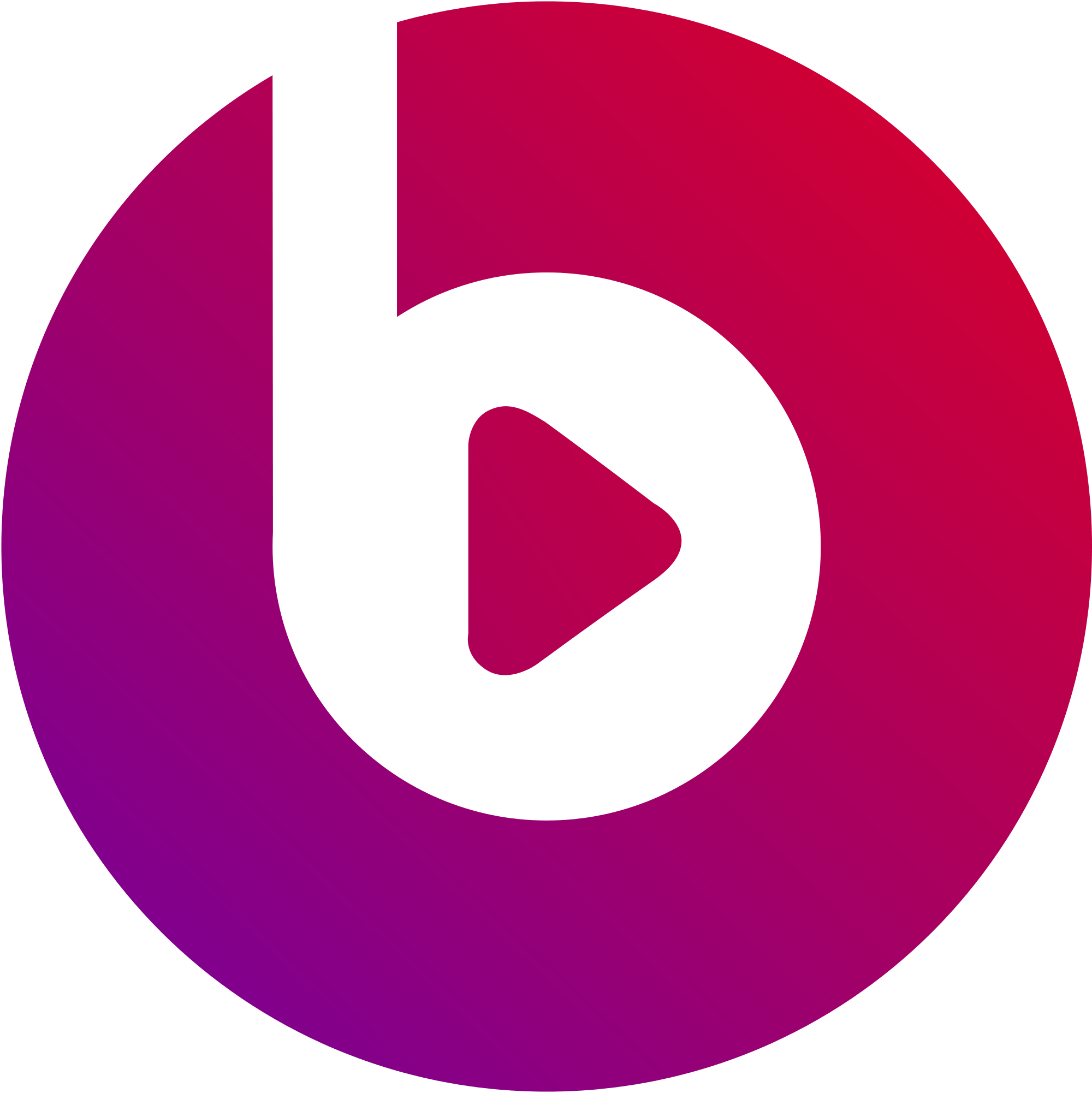 Beats Logo Transparent Png.