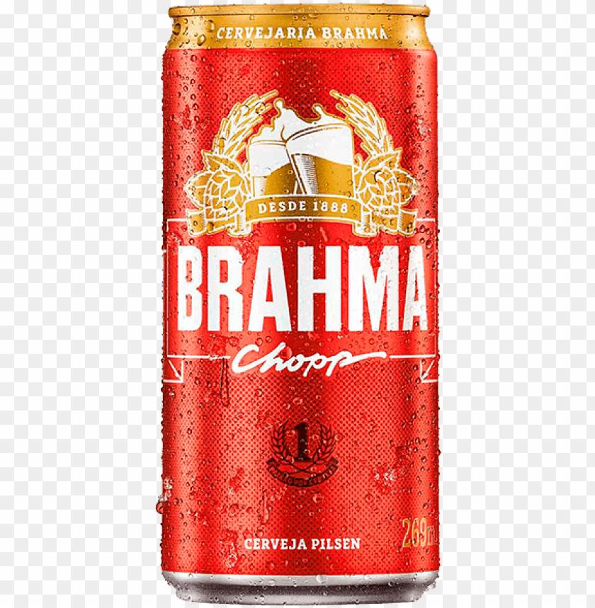 cerveja brahma chopp 269ml.