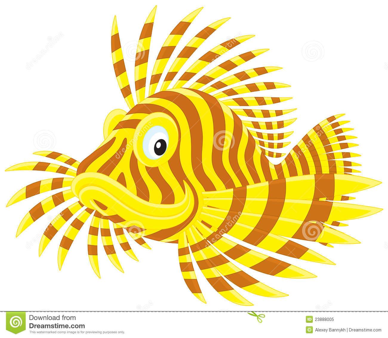 Scorpion Fish Royalty Free Stock Photo.