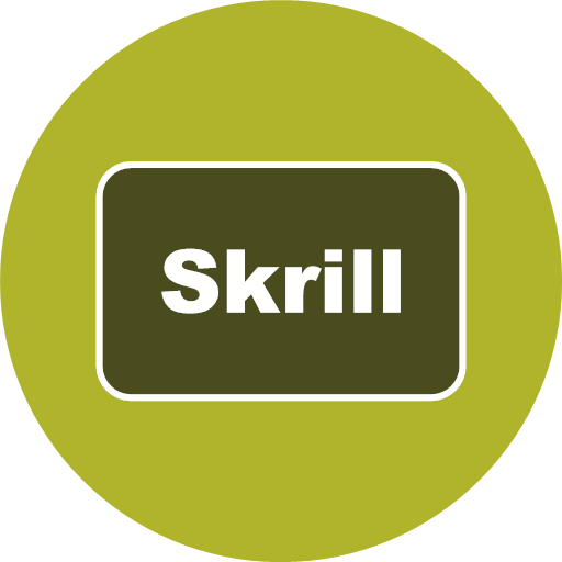 method payment skrill icon.