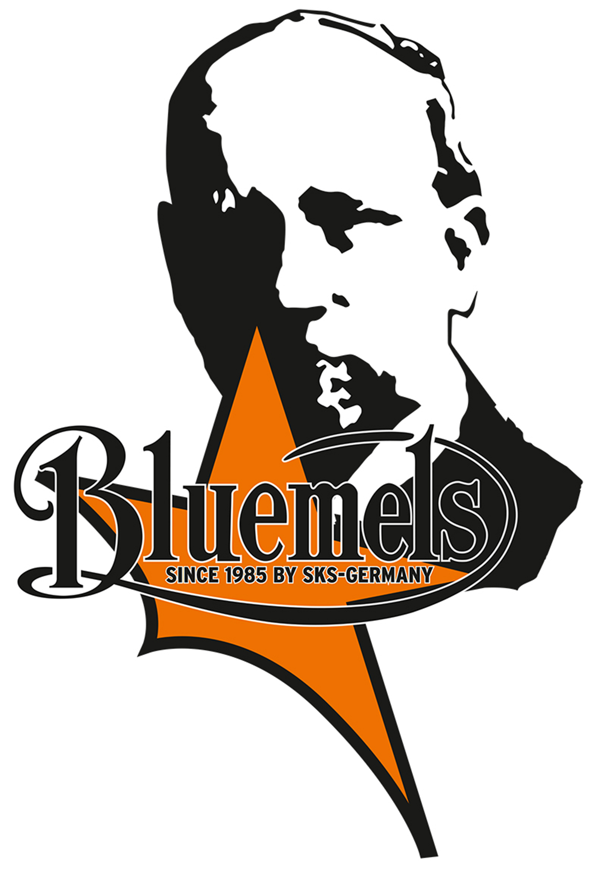 30 years BLUEMELS by SKS.