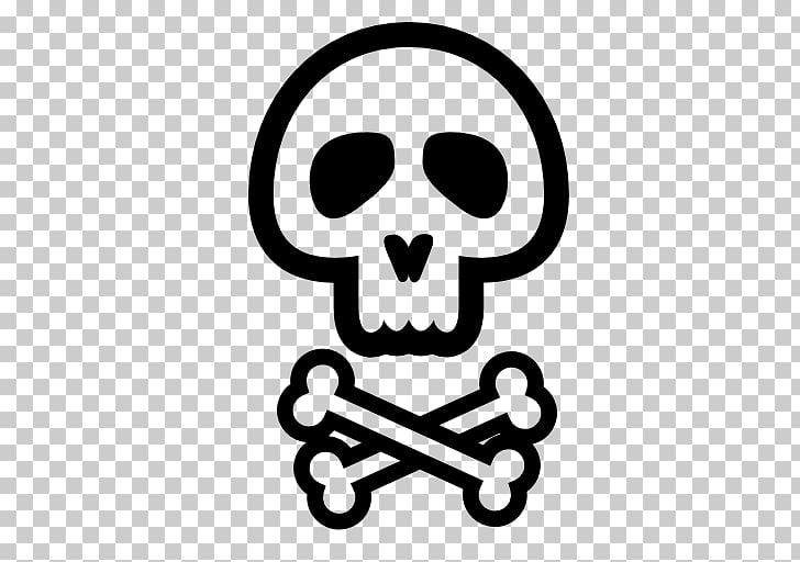 Computer Icons Skull & Bones , bones PNG clipart.