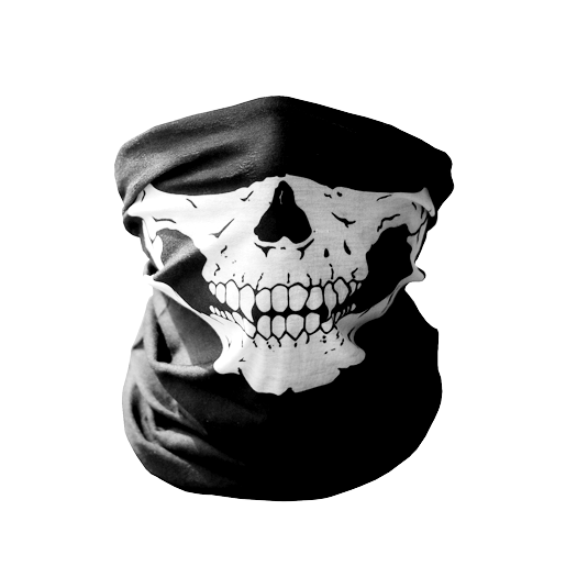 Skull Bandana.