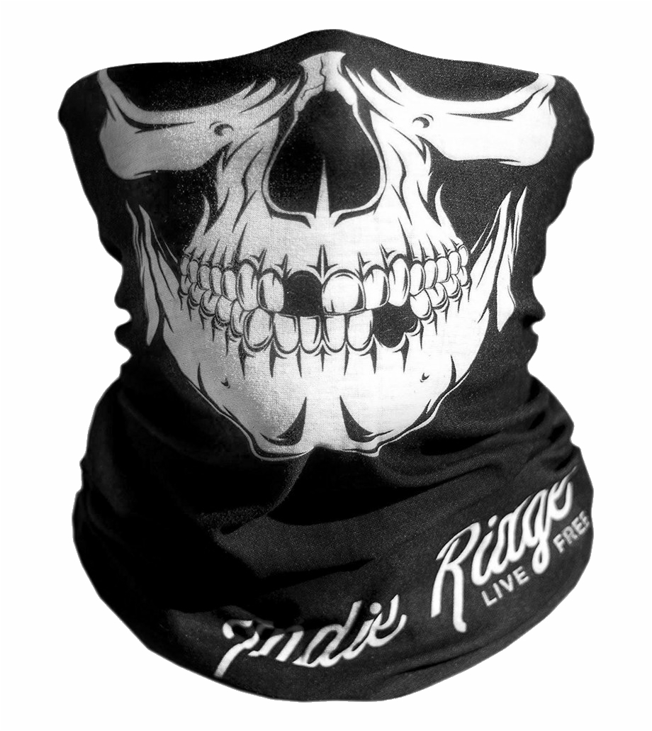 Bandana Skull Caveira @lucianoballack Png.