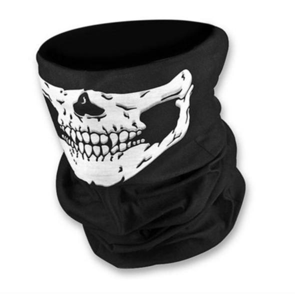 Skull Bandana Png (+).