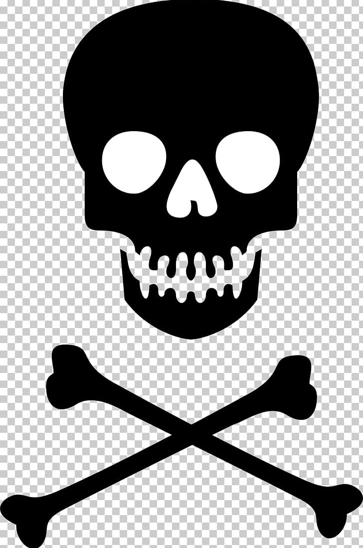 Hazard Symbol Skull And Crossbones Poison PNG, Clipart.