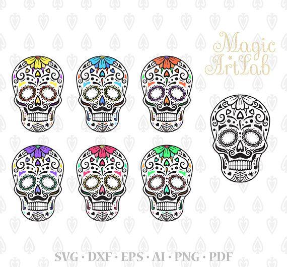 Skull svg, Skull svg file, Svg skull, Skull svg cricut.