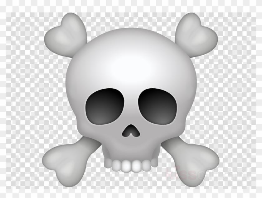 Skull Emoji Png Clipart Emoji Clip Art.