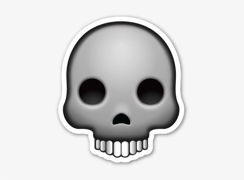 Skull Emoji Png , (+) Png Group.