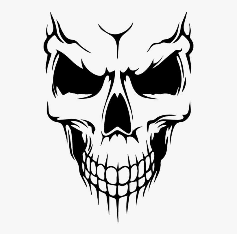 Skull Face Png & Free Skull Face.png Transparent Images.