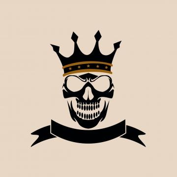 Skull Logo PNG Images.