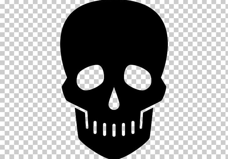 Skeleton Skull Logo Icon PNG, Clipart, Black And Whi, Bone.