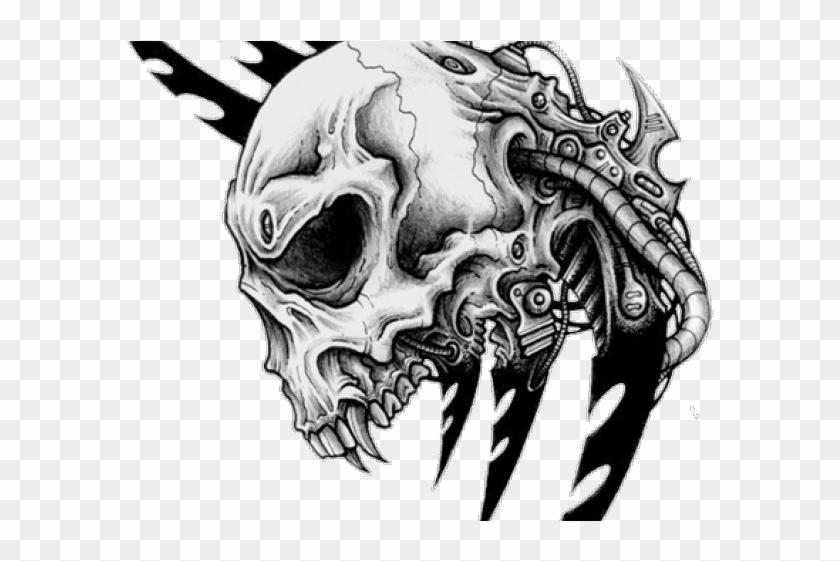 Transparent Skull Logo Png, Png Download.