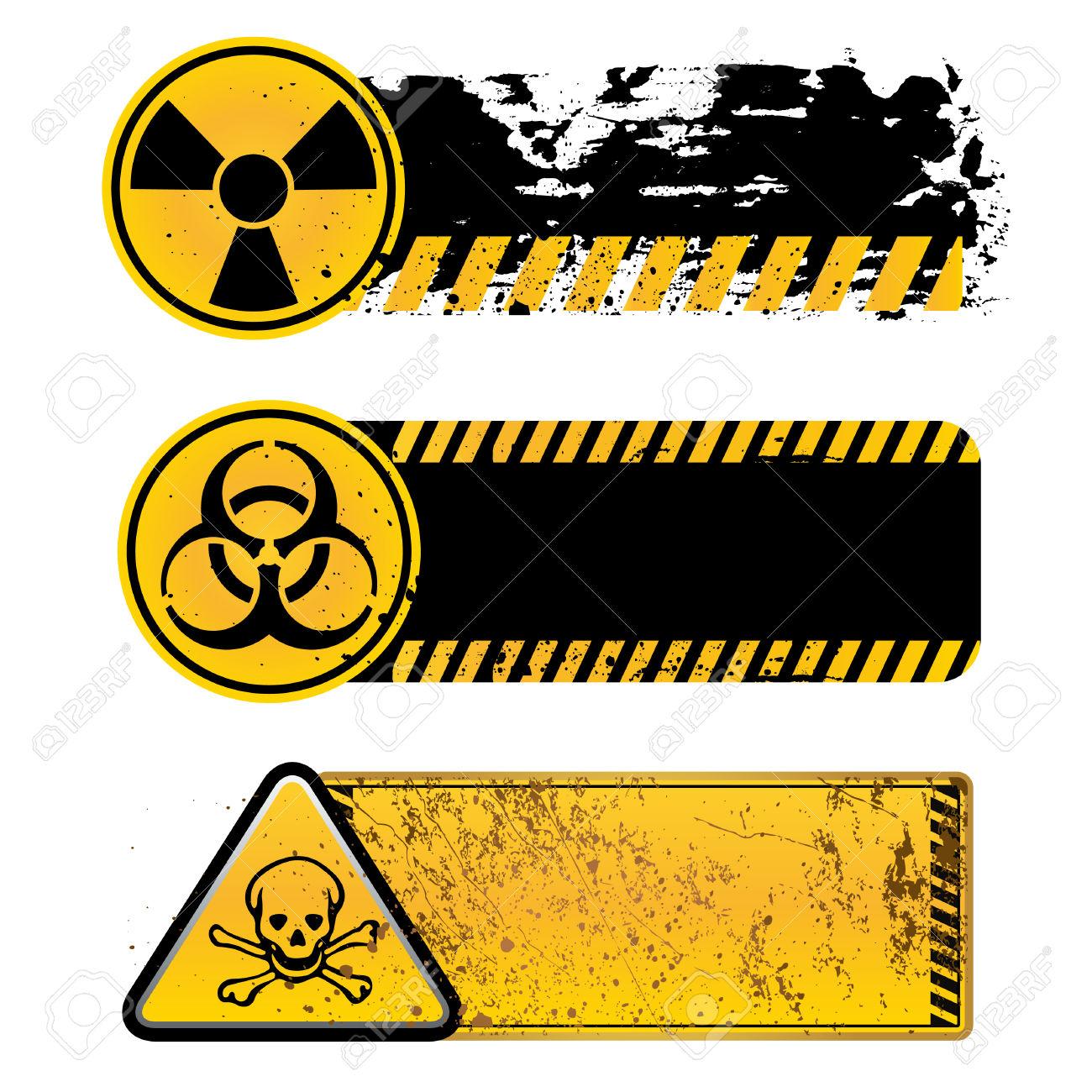 Danger Warning.