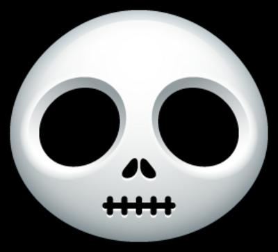 Skull cartoons.