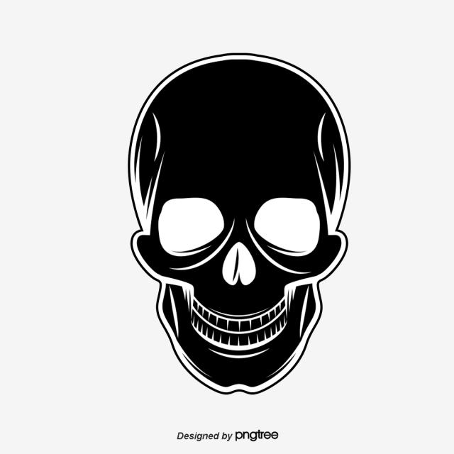 Skull PNG Images.