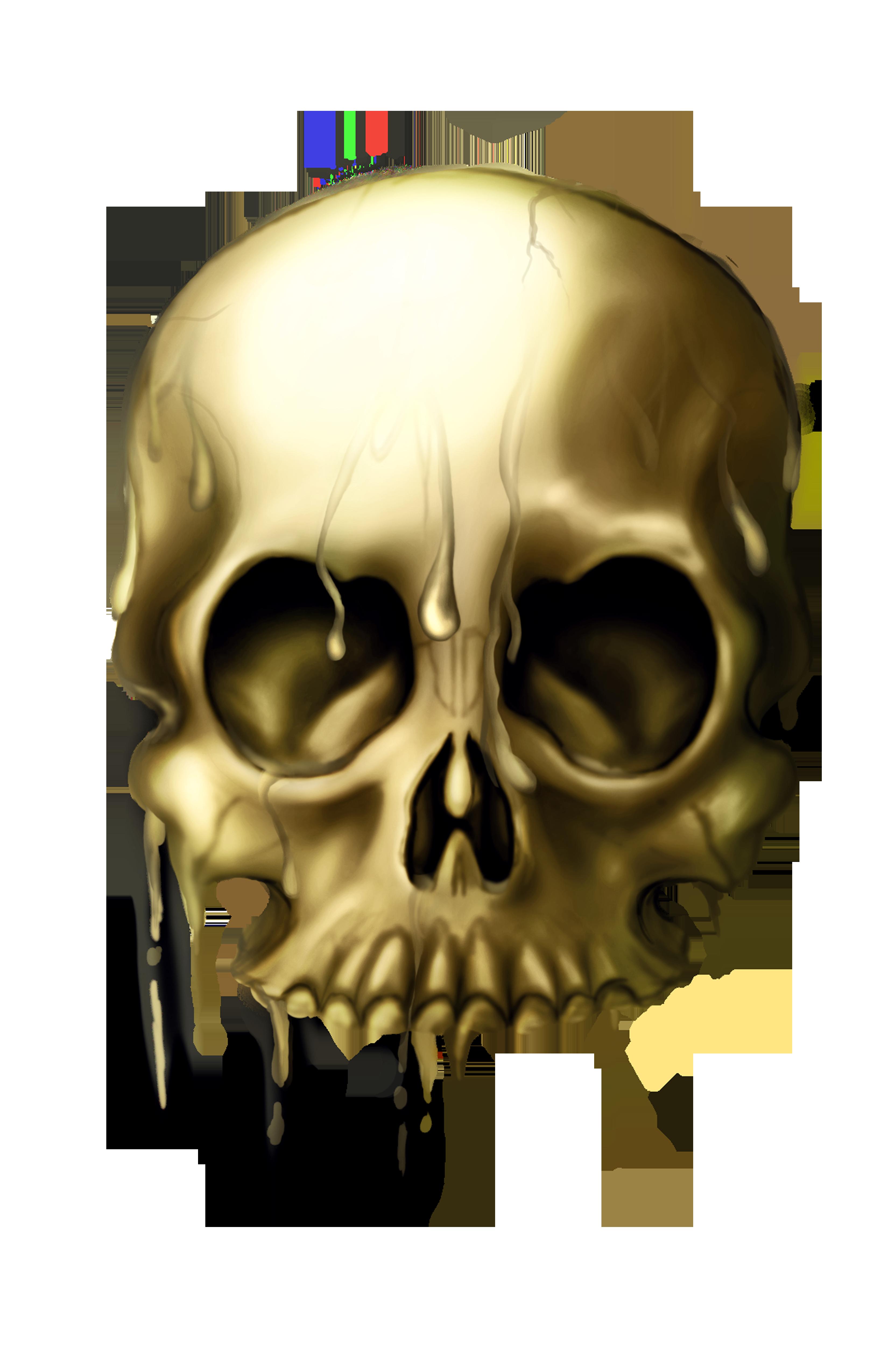 Skulls PNG Image.