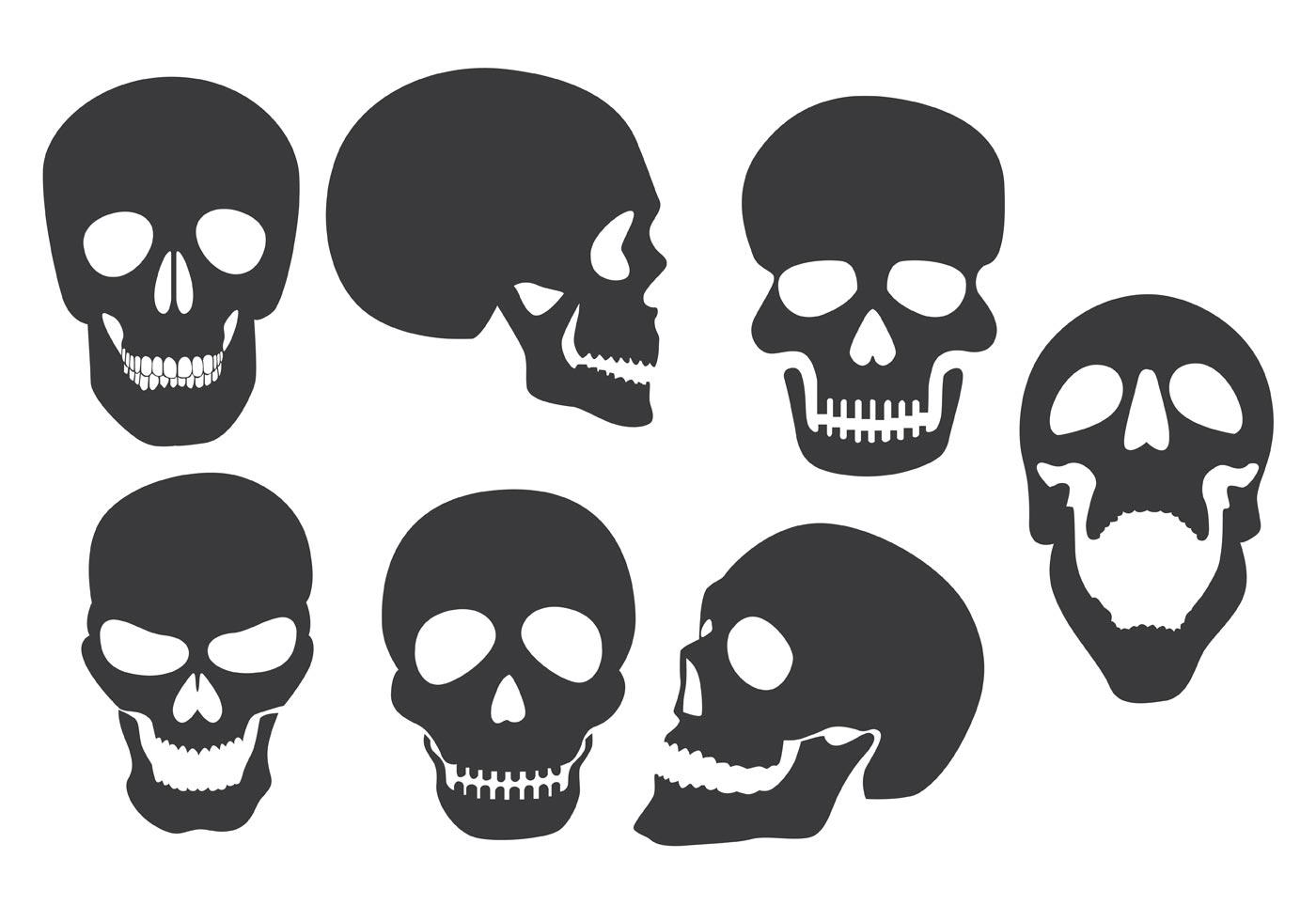 Skull vectors (780 free skull vectors).