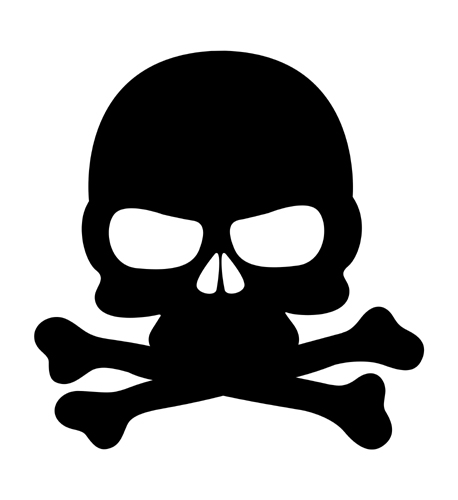 Free Skull Silhouette Cliparts, Download Free Clip Art, Free.