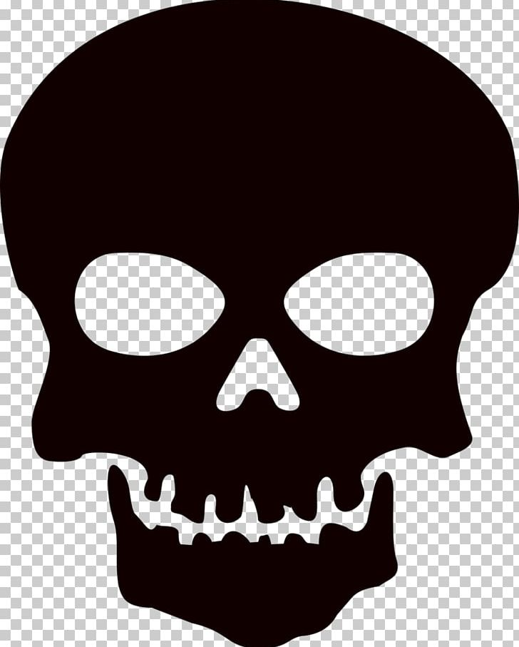 Skull Silhouette PNG, Clipart, Bone, Computer Icons, Dentist.