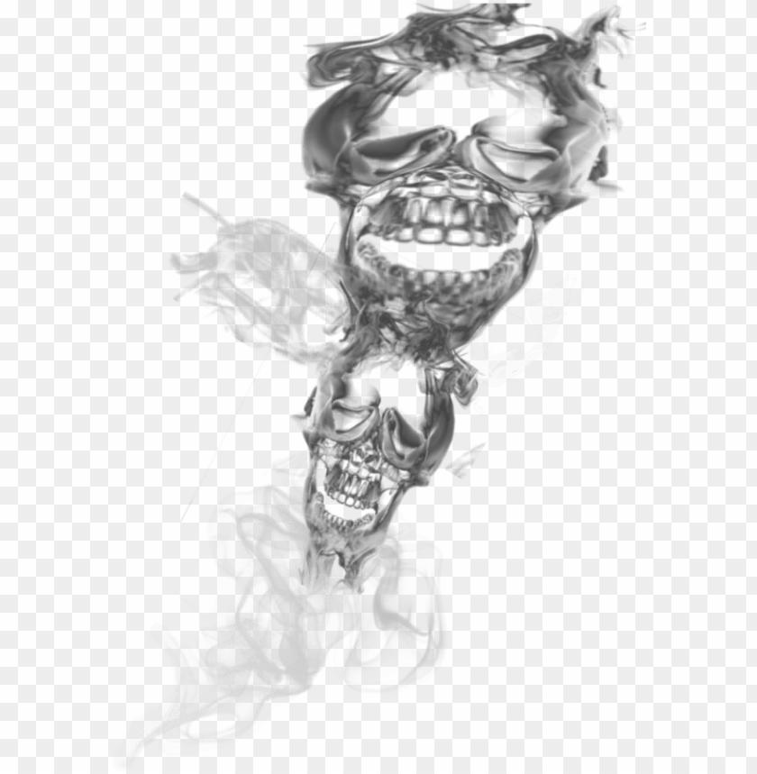 skulls, smoking, clip art, smocking, tobacco smoking.