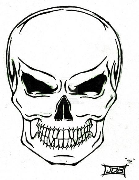 Free Free Skull Tattoo Designs, Download Free Clip Art, Free.