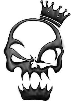 skull tattoos,skull tattoo designs,tribal skulls.