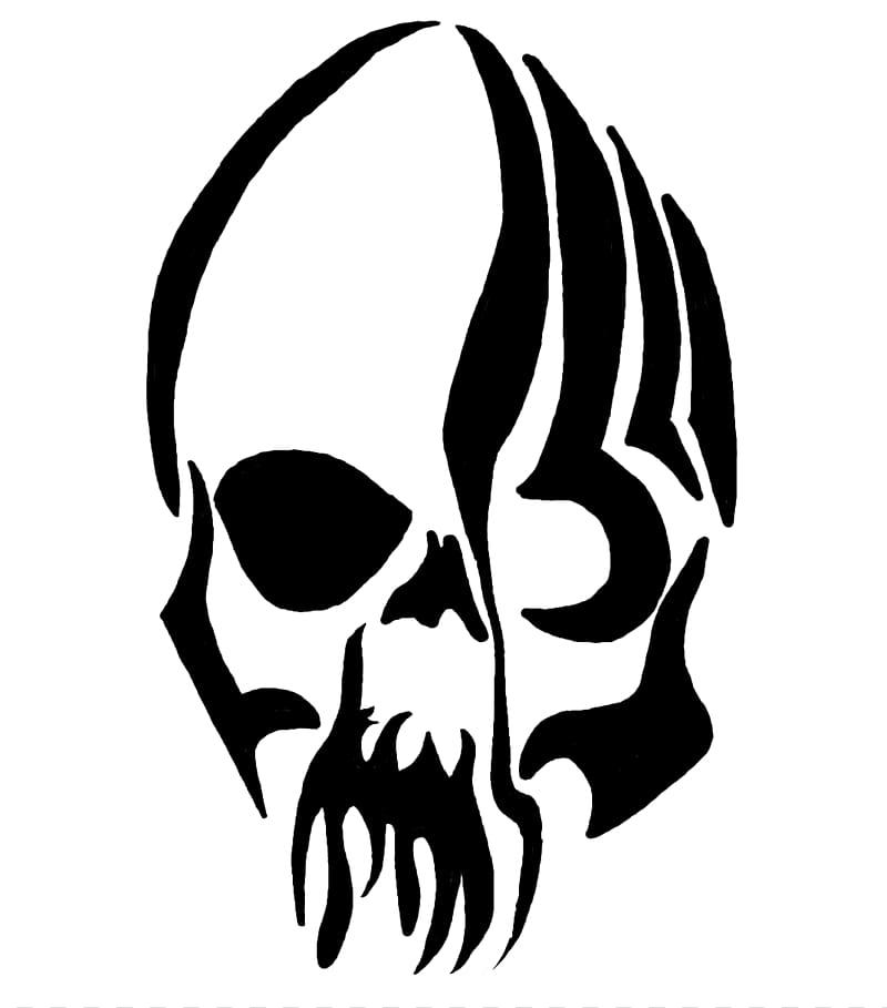 Skull logo, Tattoo artist Skull , Tribal Skull Tattoos.