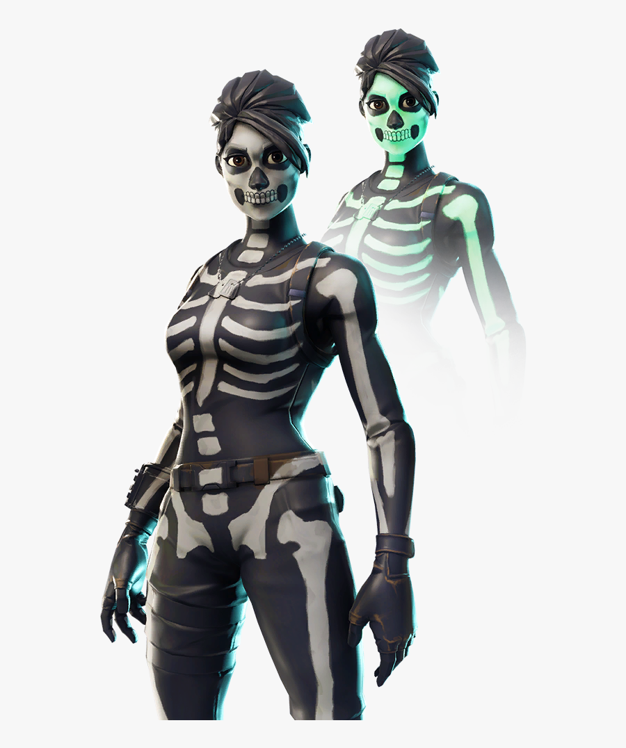Skull Trooper Clipart Loading Screen.