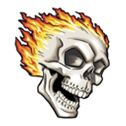 Free Pics Of Flaming Skulls, Download Free Clip Art, Free.