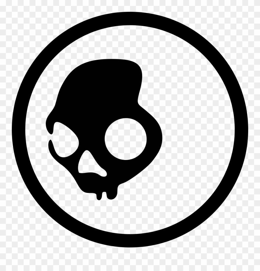 Skullcandy Clipart Vector.