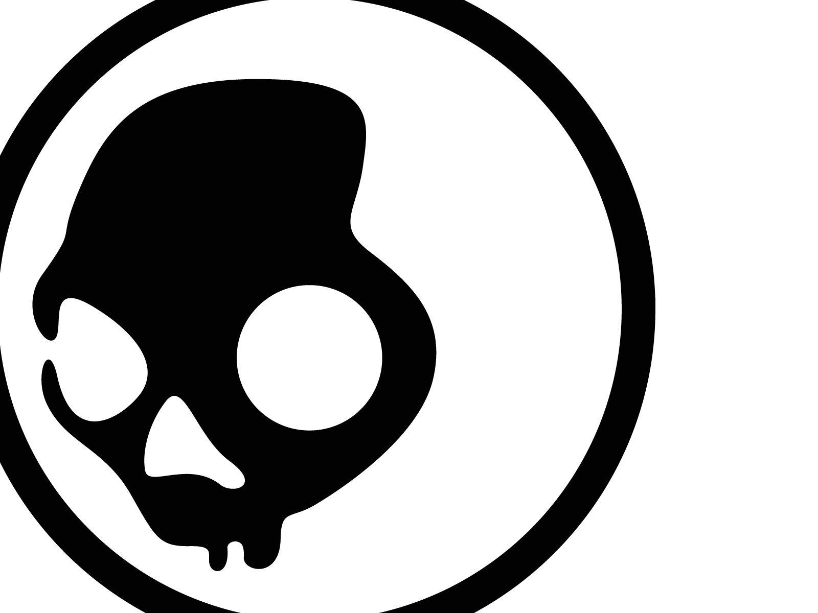 Skull Candy Logo.