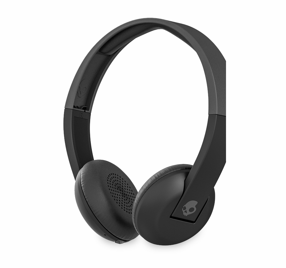 Skullcandy Uproar Wireless Black Free PNG Images & Clipart.