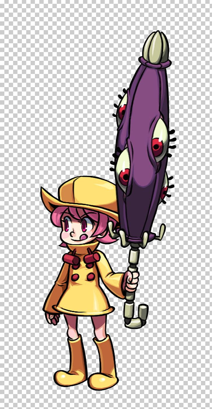 Skullgirls Video Game Giant Bomb Umbrella Arcade Game PNG.