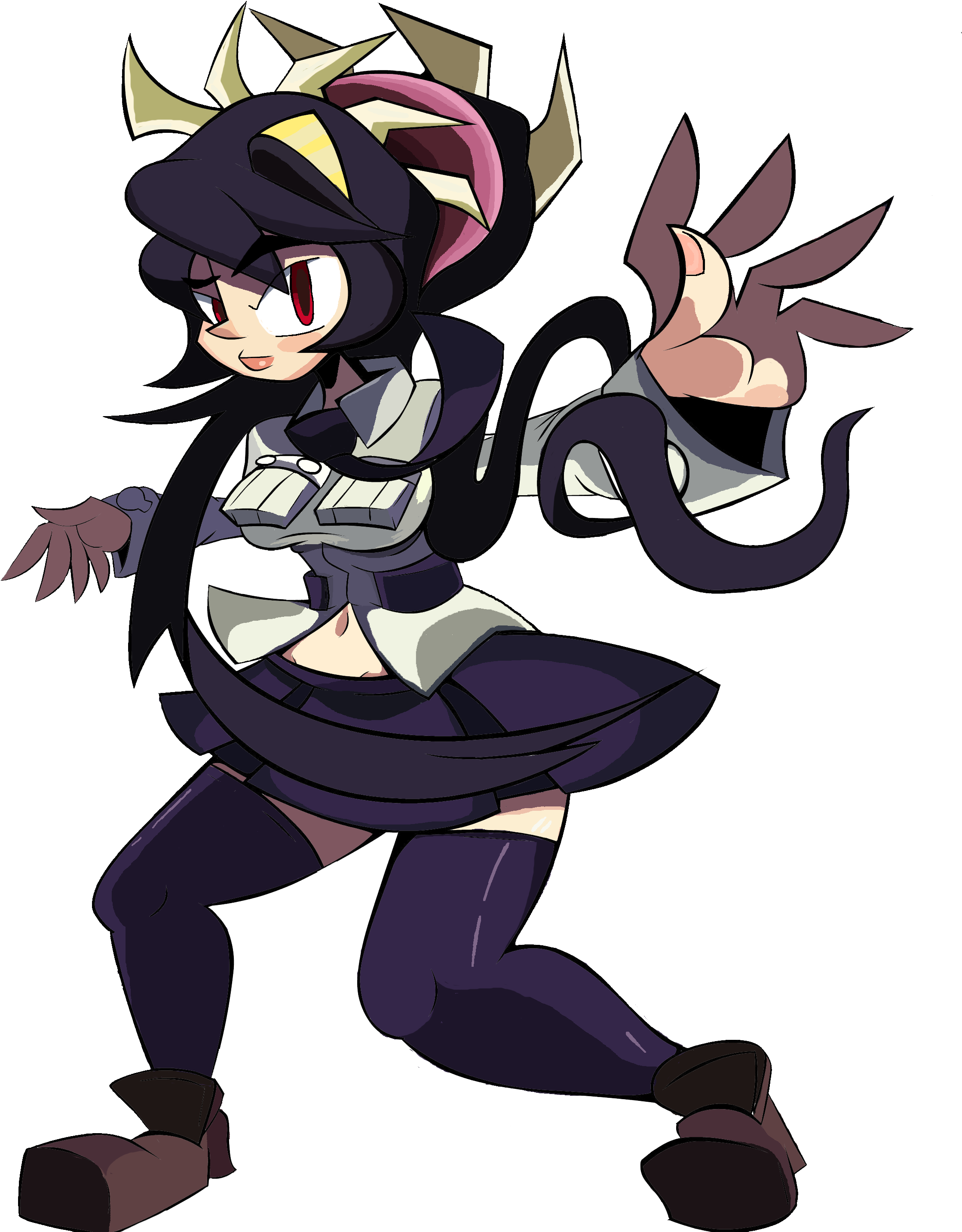 HD Drew Filia For A Skullgirls Collab I\'m Doing With A.