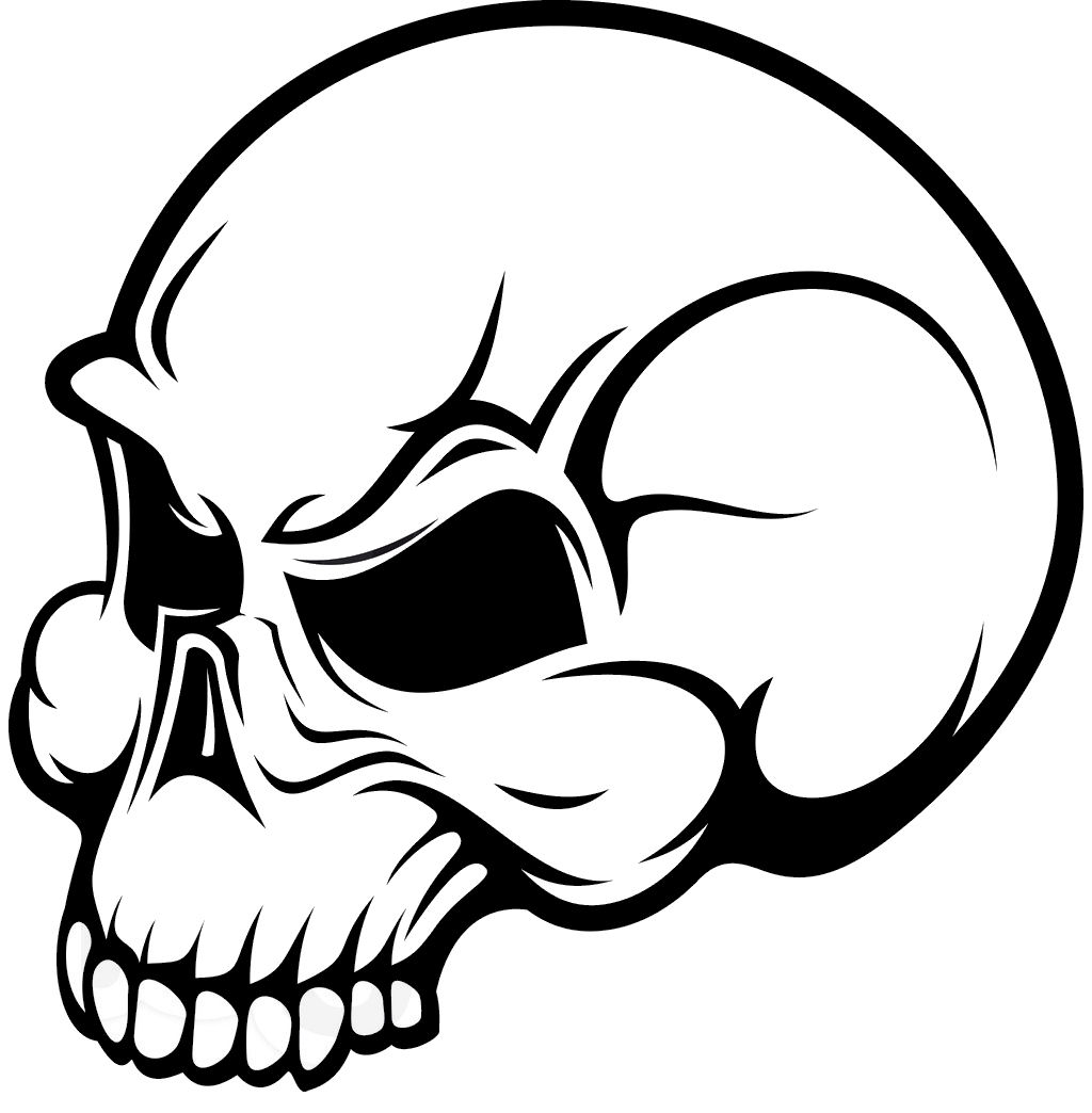Free Easy Skull Cliparts, Download Free Clip Art, Free Clip.
