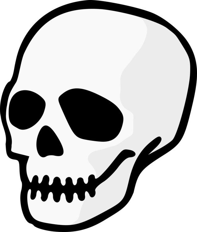 Skull clipart free 3 » Clipart Portal.