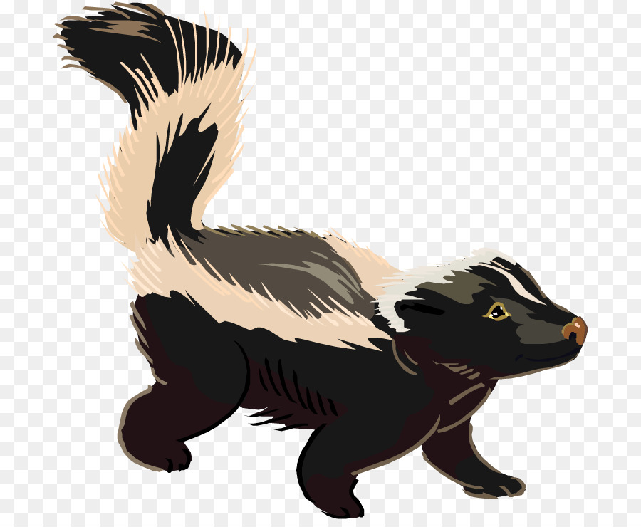 Download Free png Skunk Royalty free Clip art skunk png.