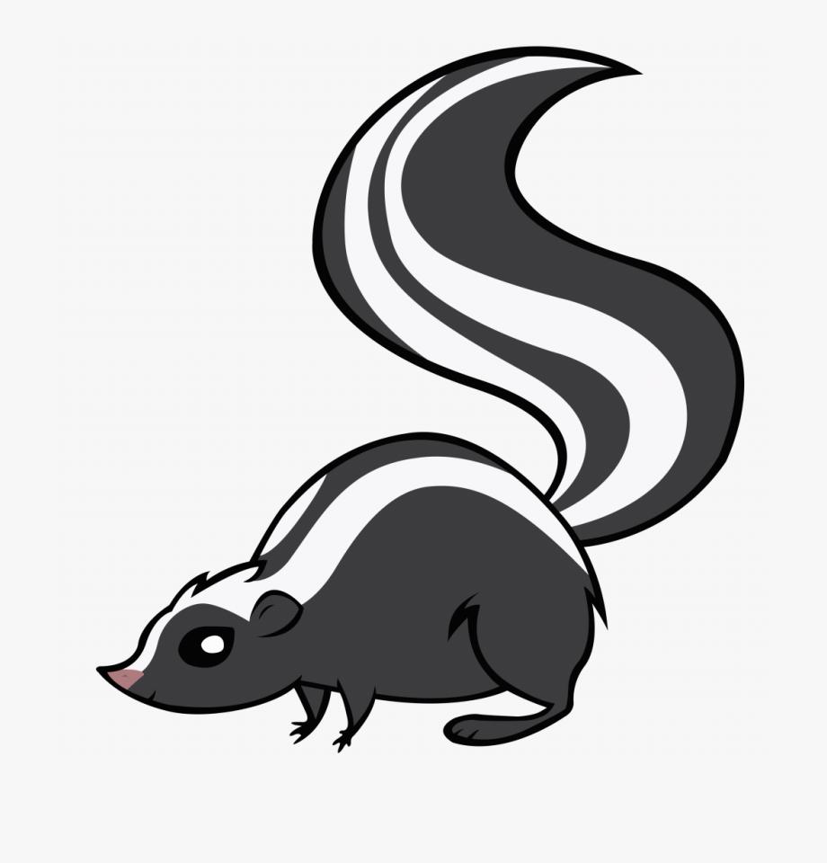 Adult ~ Skunk Png Transparent Images Clip Art Skunk.