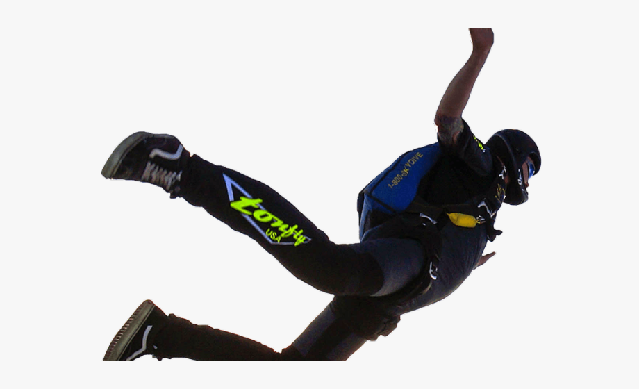 Skydiving Clipart Adventure.