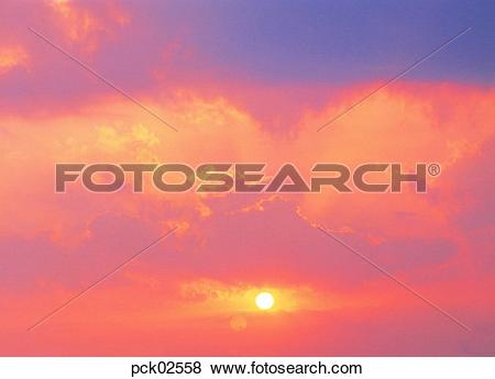 Pictures of red sky, sunrise, sunset, cloud, sky, sunset, sundown.