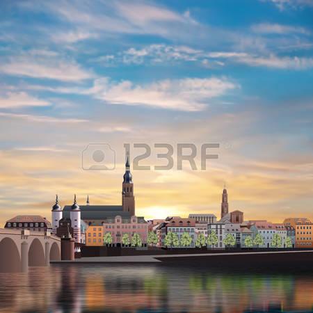4,067 Sky Bridge Stock Vector Illustration And Royalty Free Sky.