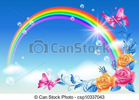 Rainbow Illustrations and Clipart. 100,244 Rainbow royalty free.